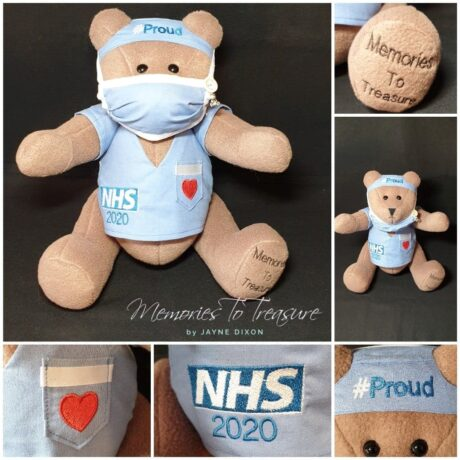 NHS Bear | Memories To Treasure